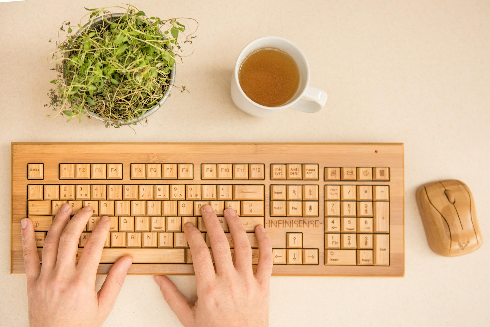 9 bonnes raisons d'opter pour un clavier en bois